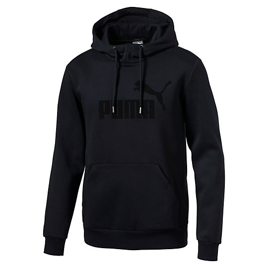 Hoodie in pile Style No.1 Logo uomo