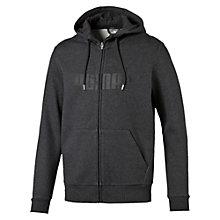 Blouson à capuche Style No.1 Logo Fleece pour homme