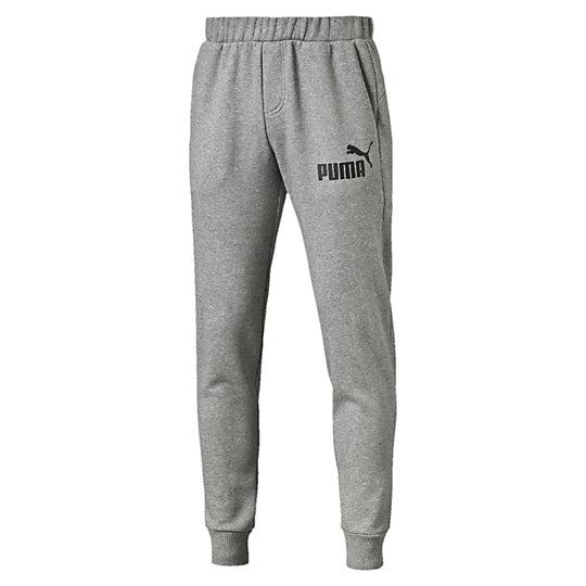Брюки ESS No.1 Sweat Pants, FL, clБрюки и леггинсы<br>Брюки ESS No.1 Sweat Pants, FL, clБрюки ESS No.1 Sweat Pants, FL, cl отлично подойдут для тренировок и для активного отдыха. Принт из матовой резины с логотипом No.1 выделят вас среди других. Благодаря флисовой подкладке, вы будете чувствовать себя комфортно в прохладную погоду.Коллекция: Осень-зима 2016Состав: 66% хлопок, 34% полиэстер; флисЦвета: черный, серыйСтрана-производитель: Камбоджа<br><br>size RU: 44-46<br>gender: Male