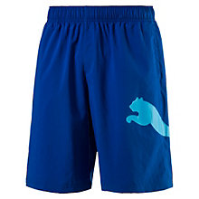 Active Men's Big Cat Woven Shorts