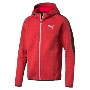 Men's Evostripe Proknit Zip-Up Hoodie