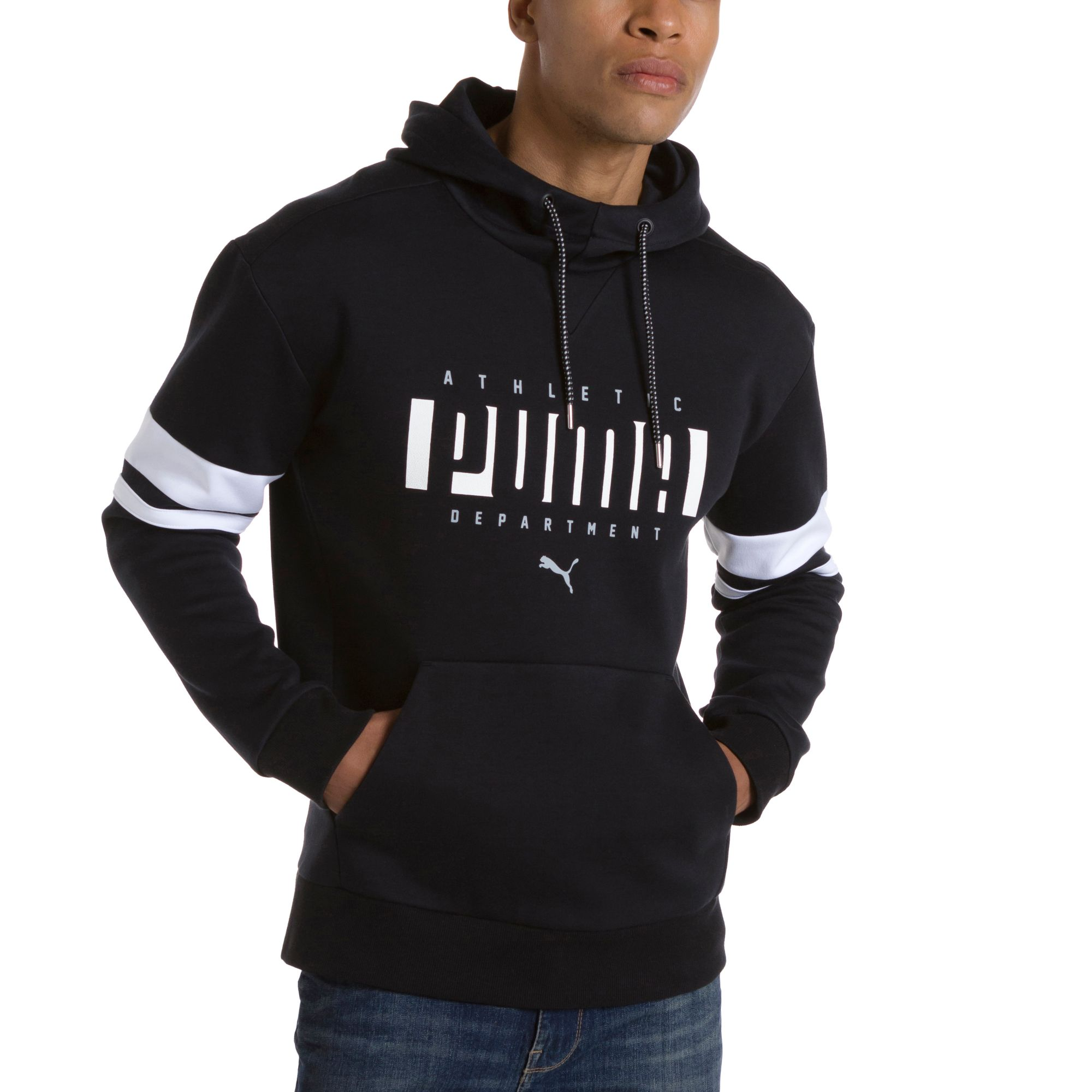 Mens puma hoodies
