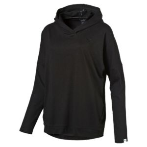 Womens Essentials Hooded Cover Up