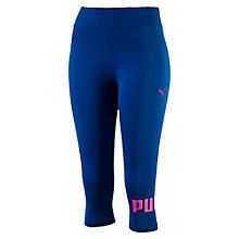 Women's No.1 Logo 3/4 Leggings