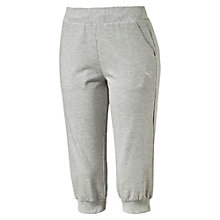 Брюки ESS Capri Sweat Pants W
