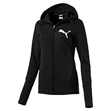 Active Damen Elevated Kapuzenjacke