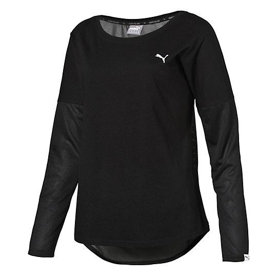 T-shirt à manches longues Style Rebel pour femme