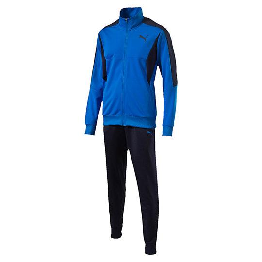 Спортивный костюм ACTIVE BETTER Tricot Suit, clСпортивные костюмы<br>Спортивный костюм ACTIVE BETTER Tricot Suit, cl<br>Спортивный костюм ACTIVE BETTER Tricot Suit, cl идеально подходит для пробежек или прогулок на свжем воздухе.<br><br>Коллекция: Осень-зима 2016<br>Состав: 100% полиэстер<br>Страна-производитель: Гонконг<br><br><br>size RU: 48-50<br>gender: Male
