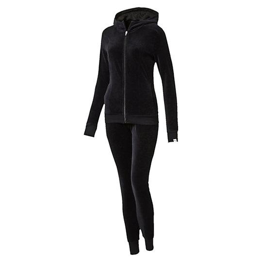Puma ���������� ������ STYLE BEST Velour Suit W cl 838628_01