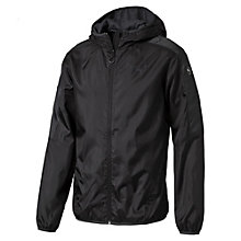 Essentials Men's Techstripe Windbreaker