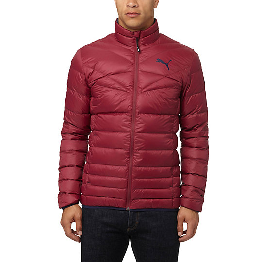 ACTIVE 600 PackLITE Down Men's Jacket (Rhododendron/Peacoat)
