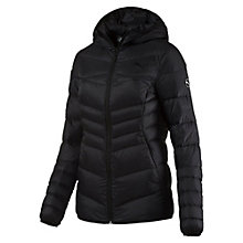 Active Damen 600 PackLight Kapuzen-Daunenjacke