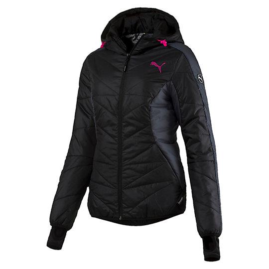 Куртка ACTIVE Norway Jacket WКуртки, жилеты<br>Куртка ACTIVE Norway Jacket WСтильная женская куртка ACTIVE Norway Jacket M. Отстегивающийся капюшон с фиксаторами шнурка, ветрозащитный клапан с защитой подбородка и  эластичные внутренние манжеты с отверстием для большого пальца защищают от ветра.Коллекция: Осень-зима 2016Состав: 100% полиэстерТехнологии: warmCELL удерживает тепло, сохраняя оптимальную температуру тела в холодную погоду Страна-производитель: Китай<br><br>size RU: 40-42<br>gender: Female