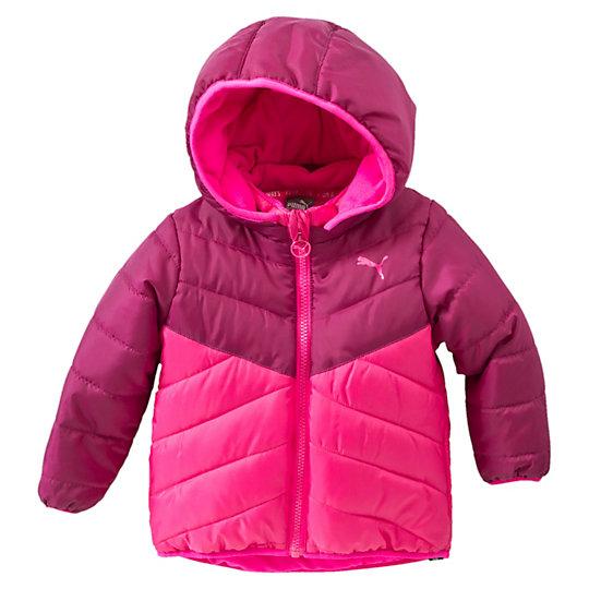 Куртка Infant Padded JacketОдежда<br>Куртка Infant Padded Jacket<br>Стильная спортивная детская куртка Infant Padded Jacket. Съемный капюшон с потайной кнопкой, декоративная окантовка на уровне шеи сзади.<br><br>Коллекция: Осень-зима 2016<br>Состав: 100% полиэстер; водонепроницаемое покрытие<br>Страна-производитель: Тайвань<br><br><br>size RU: 92<br>gender: Unisex