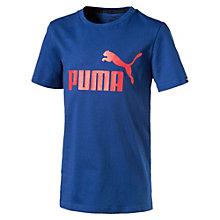 Jungen No.1 Logo T-Shirt