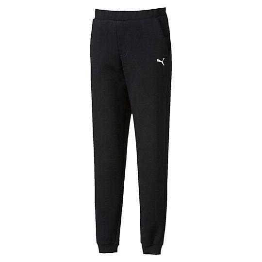 Брюки ESS Sweat Pants, FL, cl.Одежда<br>Брюки ESS Sweat Pants, FL, cl.<br>Брюки  ESS Sweat Pants, FL, cl. - отличные спортивные брюки для подростков, которые послужат не только для занятий в спортзале, а станут удобным и стильным предметом подросткового гардероба для прогулок с друзьями, походов на природу и прочих ситуаций, когда необходим непревзойденный комфорт. <br><br>Коллекция: Осень-зима 2016<br>Состав: 66% хлопок, 34% полиэстер<br>Страна-производитель: Китай<br><br><br>size RU: 110<br>gender: Boys