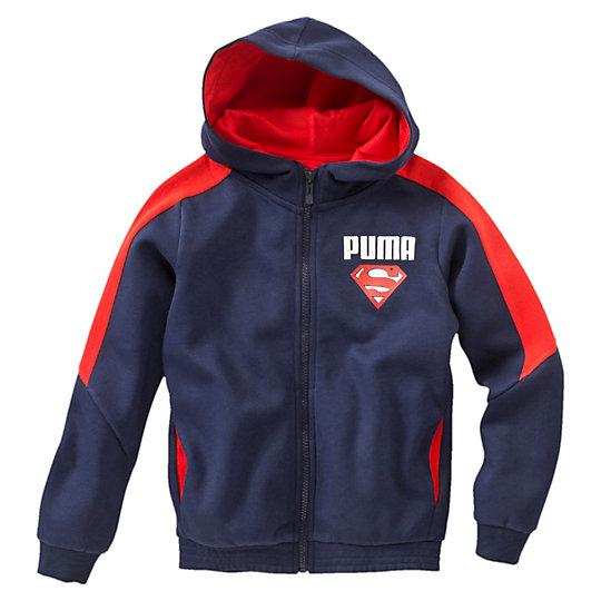 Толстовка Superman Hooded Sweat Jacket
