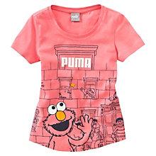 T-Shirt 1, Rue Sésame® pour fille