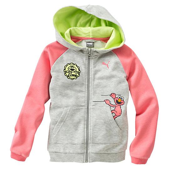 Sesame Street® Kids' Hooded Sweat Jacket