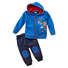 Sesame Street® Baby Hooded Jogger Set