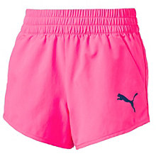 Active Dry Girls' Woven Shorts