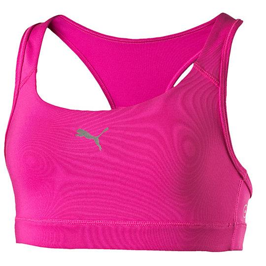 Бра Active Dry Bra GОдежда<br>Бра Active Dry Bra G<br>Светоотражающий логотип Puma, нанесенный способом термоприклеивания; плоские швы; эластичная нижняя резинка; облегающий покрой. Технология dryCELL отводит влагу, позволяя чувствовать себя комфортно на протяжении всей тренировки.<br><br>Коллекция: Осень-зима 2016<br>Состав: Полиэстер 89%, эластан 11%; финальная влагоотводящая обработка на основе биотехнологий<br>Технологии: dryCELL<br>Страна-производитель: Гонконг<br><br><br>size RU: 128<br>gender: Girls