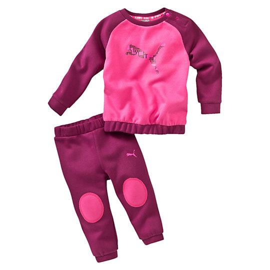 Спортивный костюм Style MiniCat ESS Crew Jogger FLОдежда<br>Спортивный костюм Style MiniCat ESS Crew Jogger FL<br>Детский спортивный костюм Style MiniCat ESS Crew Jogger FL<br><br>Коллекция: Осень-зима 2016<br>Состав: 66% хлопок, 34% полиэстер; флис<br>Страна-производитель: Бангладеш<br><br><br>size RU: 86<br>gender: Unisex