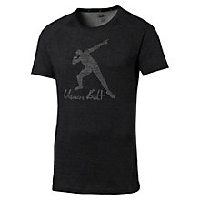 Usain Bolt Evostripe Men's T-Shirt