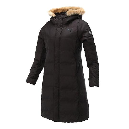 Куртка Long Lite Down JKTКуртки, жилеты<br>Куртка Long Lite Down JKTСтильная куртка Long Lite Down JKT. Технология Warm Cell. Особая конструкция капюшона с защитой подбородка. За счет увеличенной высоты воротник защищает от ветра и сохраняет тепло.Коллекция: Осень-зима 2016Состав: 56% полиэстер, 44% полиэстер Технологии: Warm Cell, Keep HeatСтрана-производитель: Вьетнам<br><br>size RU: 46-48<br>gender: Female