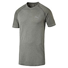 Active Men's Seamless Heathered T-Shirt
