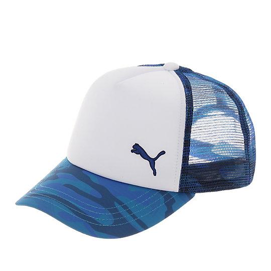 プーマ ゴルフ CAMO トラッカー ユニセックス surf the web【帽子  メンズ 帽子  その他】PUMA プーマ【サイズ F/ブルー】メンズ  アクセサリー  帽子