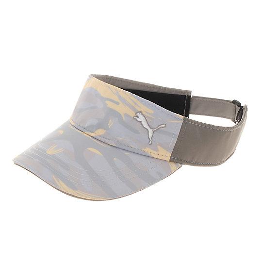 プーマ ゴルフ CAMO バイザー ユニセックス quarry【帽子  メンズ 帽子  その他】PUMA プーマ【サイズ F/グレー】メンズ~~アクセサリー~~帽子
