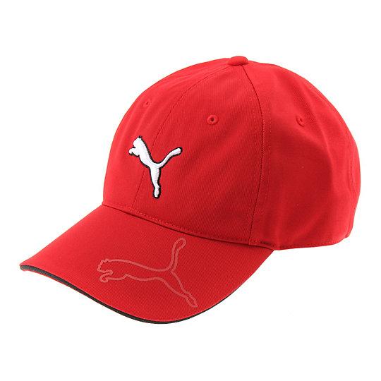 プーマ ゴルフ ツイルキャップ ユニセックス puma red【帽子  メンズ 帽子  その他】PUMA プーマ【サイズ F/レッド】メンズ~~アクセサリー~~帽子