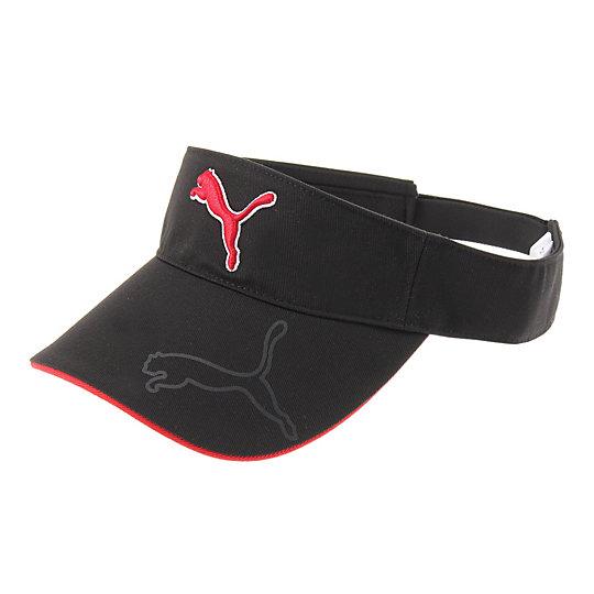 プーマ ゴルフ ツイルバイザー ユニセックス black【帽子  メンズ 帽子  その他】PUMA プーマ【サイズ OSFA/その他】メンズ  アクセサリー  帽子