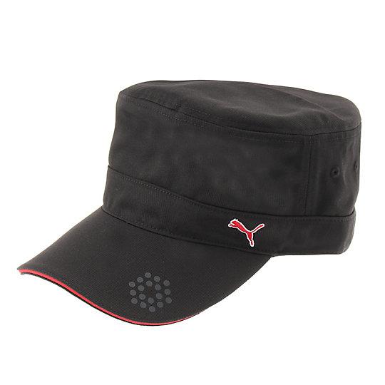 プーマ ゴルフ ツイルミリタリー ユニセックス black【帽子  メンズ 帽子  その他】PUMA プーマ【サイズ F/その他】メンズ  アクセサリー  帽子