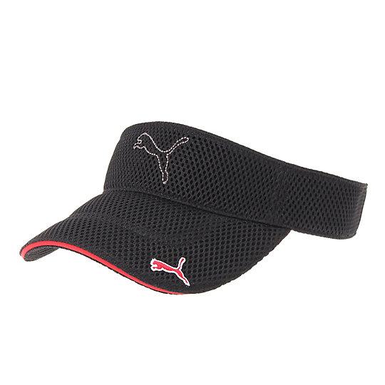 プーマ ゴルフ メッシュバイザー ユニセックス black【帽子  メンズ 帽子  その他】PUMA プーマ【サイズ F/その他】メンズ  アクセサリー  帽子