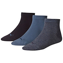 Quarter Socks 3 Pack