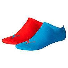 Lot de deux paires de chaussettes Invisible Enfants