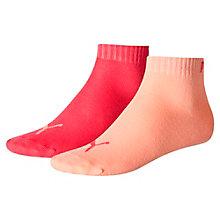 Lot de deux paires de chaussettes Quarter pour enfant