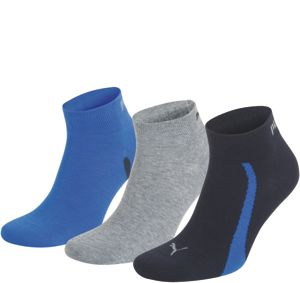3 Pack Quarter Socks
