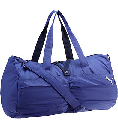 Shine Barrel Duffel Bag