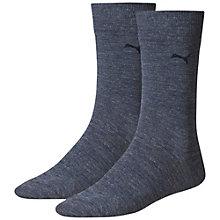 Lot de deux paires de chaussettes classiques