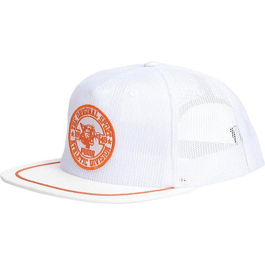 Hey Coach Mesh Snapback Hat