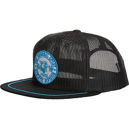 Hey Coach Mesh Snapback Hat