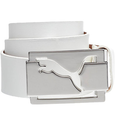 High Shine Fitted Golf Belt
