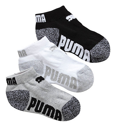 Boys' Low Cut Socks (3 Pack)
