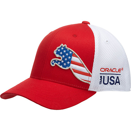 ORACLE TEAM USA Snapback Hat