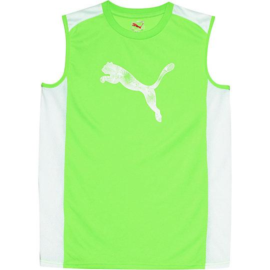 Graph Sleeveless T-Shirt (2T-4T)