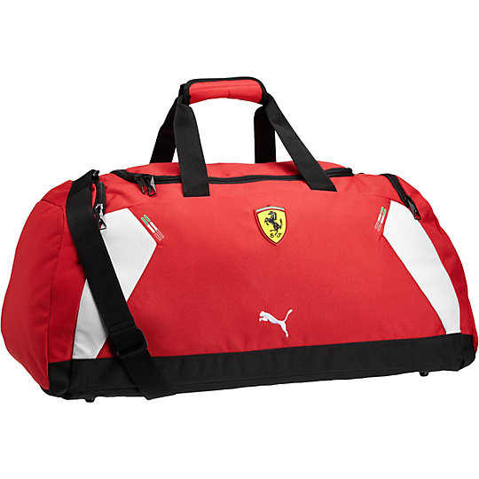 Ferrari Replica Duffel Bag