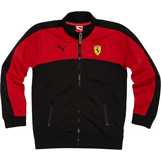 Ferrari Track Jacket (2T-4T)